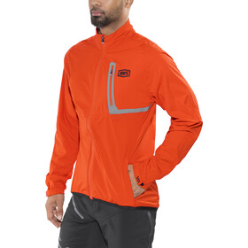 100% Hydromatic Chaqueta Hombre, orange